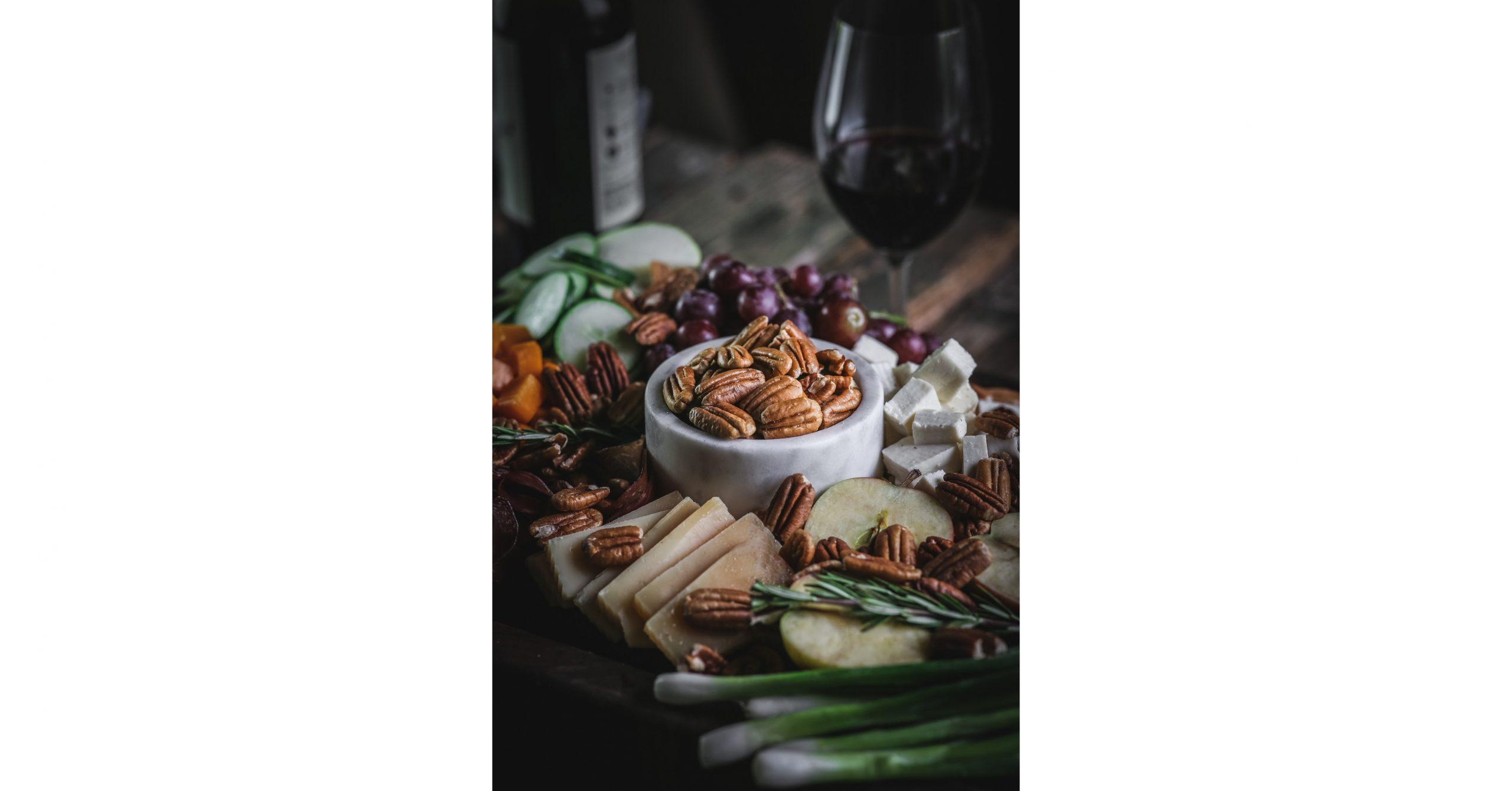 Toasting Texas Pecan Month With Texas Wine photo