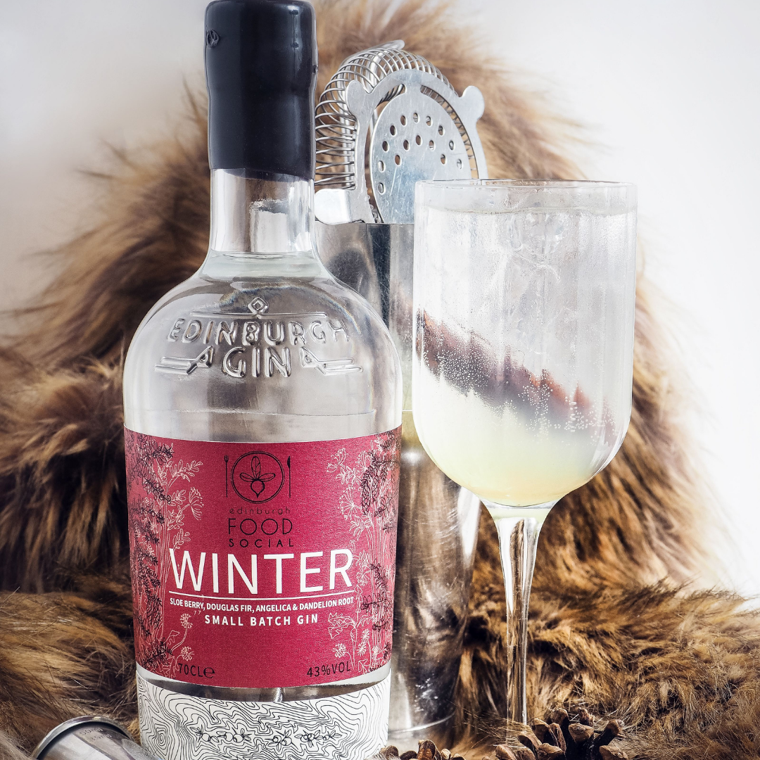 Winter Is Coming! New Gin From Edinburgh Food Social photo