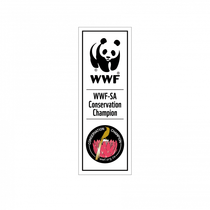 WWF Conservation Champion badge portrait 2020 keyline 002 700x700 WWF Partnership with South African Wine Set to Make Inroads in International Markets