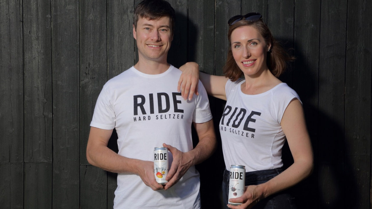 Allendale Brewery Toasts Sparkling Success Of New Drink photo