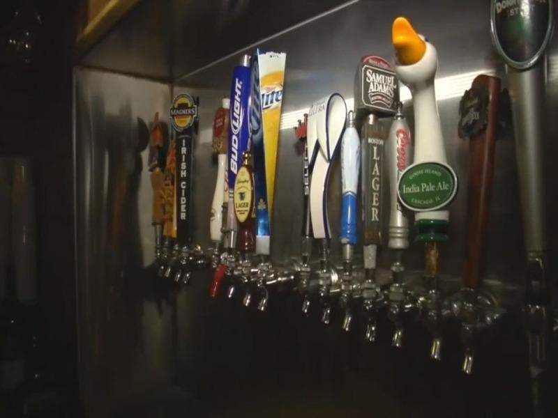 Drinking In Bars, Breweries Returns Monday photo
