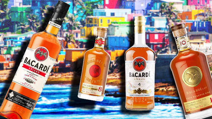 Expression Session — Tasting Four Rums From The Bacardi Portfolio photo