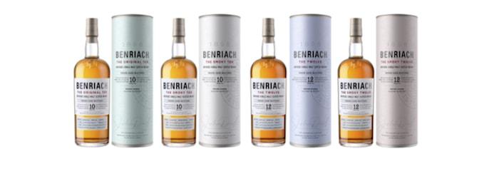 Benriach Overhauls Its Core Scotch Single Malt Whisky Portfolio photo