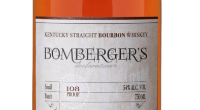 Review: Bomberger's Declaration Kentucky Straight Bourbon (2019) photo