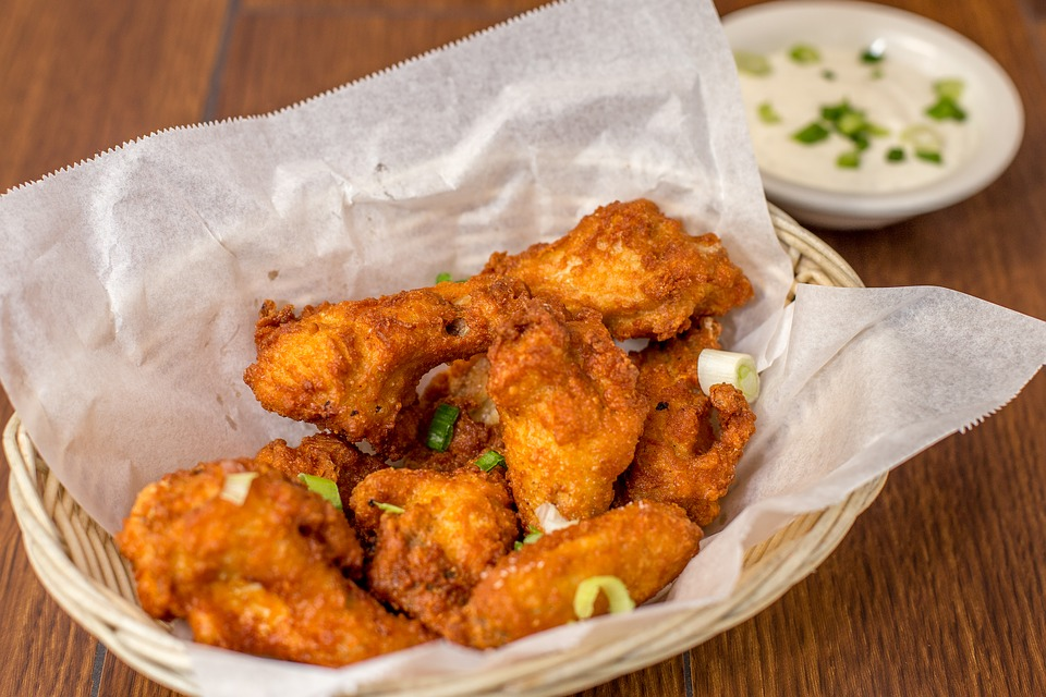 Upgrade Your Chicken Wings With Lemonade photo
