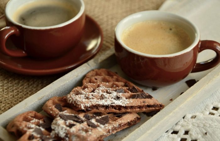 coffee and waffles 700x448 Best Activities To Enjoy With Your Next Coffee