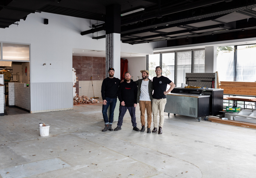 Anchovy Bandit Is Expanding And A New-school Neighbourhood Deli, Bottega Bandito, Is Moving In Next Door photo