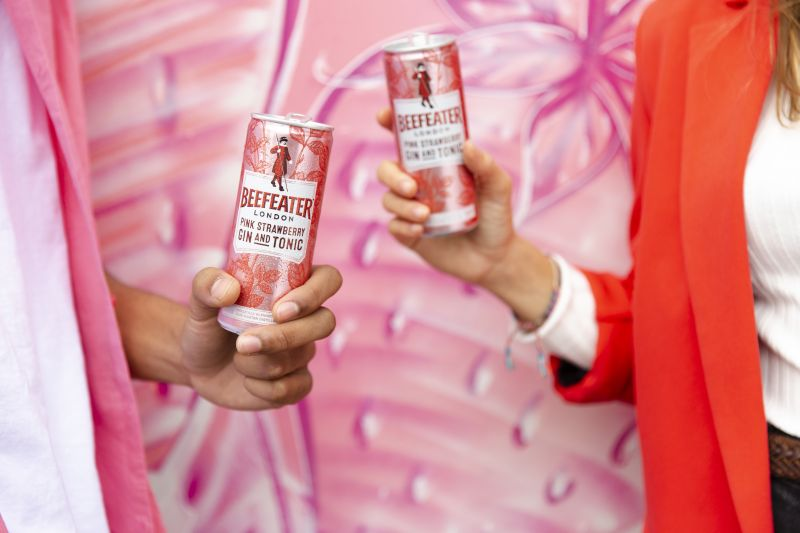 Boundless Crafts Premium Packaging For New Beefeater Gin Brand photo