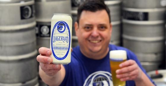 Dageraad's Burnabarian Beer Earns National Award photo