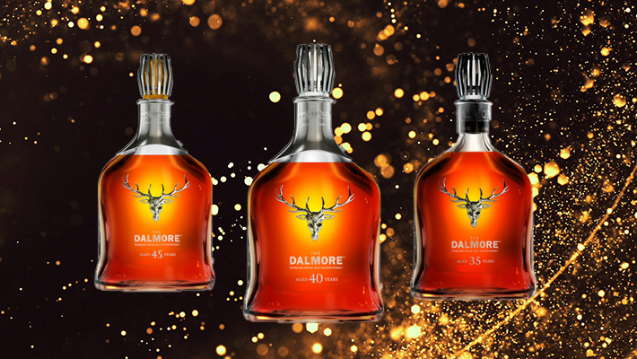 Tasting Notes On Three Wildly Expensive Whiskies From The Dalmore photo