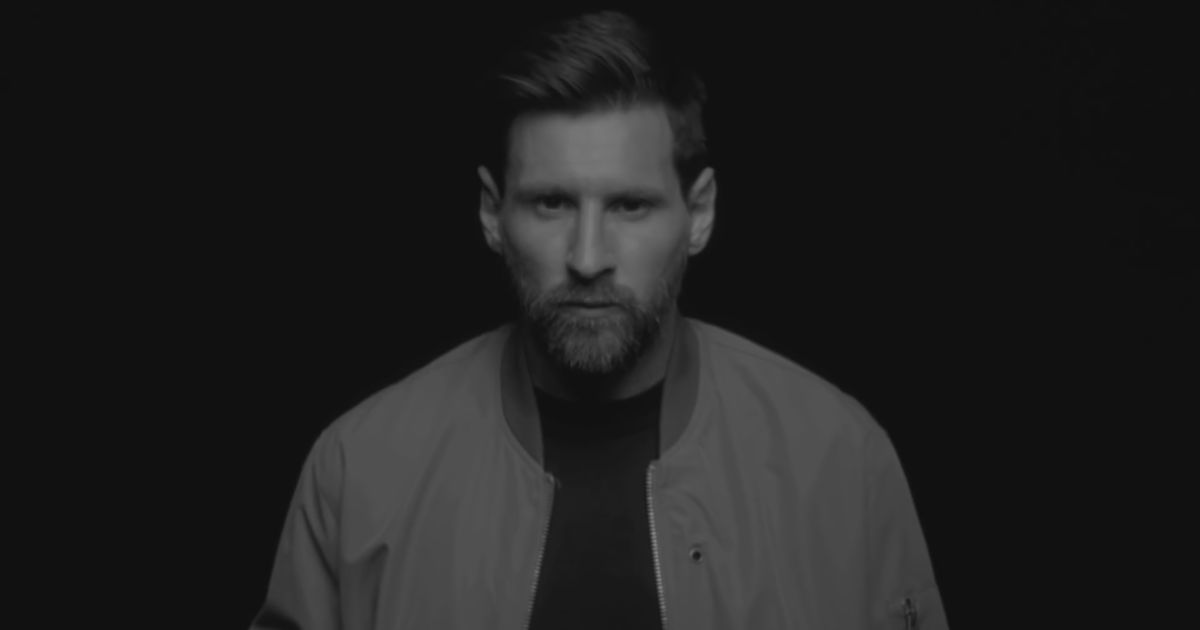 Budweiser Partners With Lionel Messi, Inspiring Fans To Never Give Up On Greatness photo