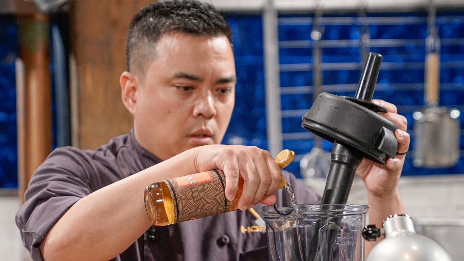 Panoringan: Chef Cao Of Burnt Crumbs Competes On 'chopped'; Plus, O.c. Restaurant Week Recs photo