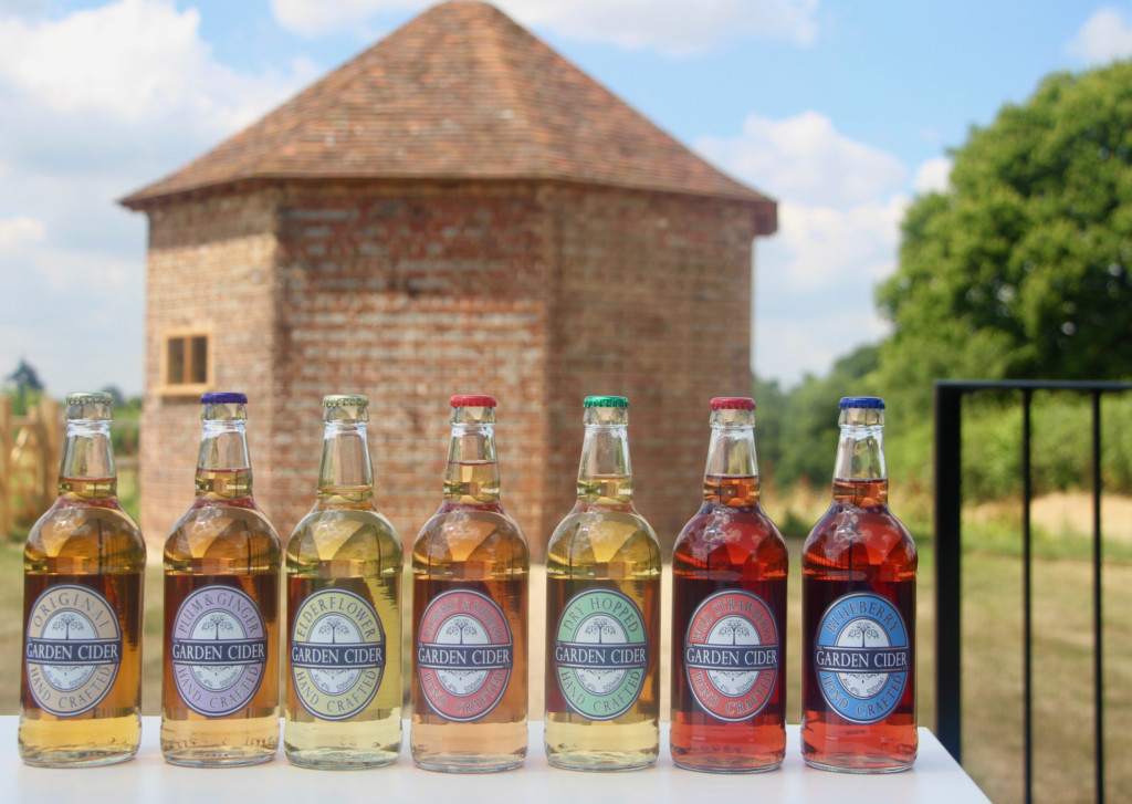 Have You Heard Of The Garden Cider Company? photo