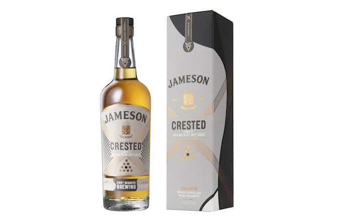New Jameson Irish Whiskey Gets Irish Stout Cask Finish photo