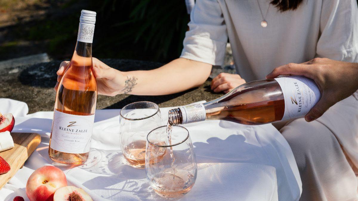 Kleine Zalze Releases New Cinsault Rosé 2020 photo