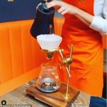 Coffee Shop In London Pours The Most Expensive Cup Of Coffee In The UK At £50 photo