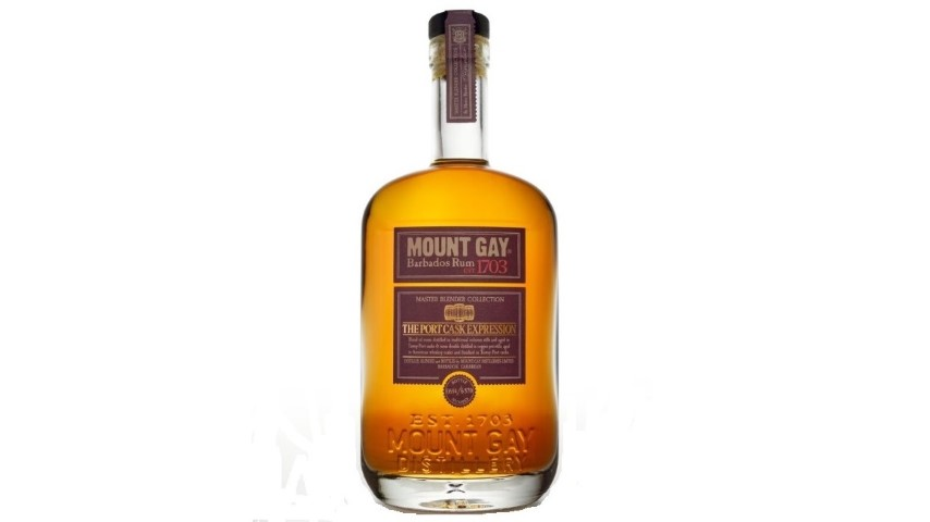 Mount Gay Rum Master Blender Collection: The Port Cask Expression Review photo