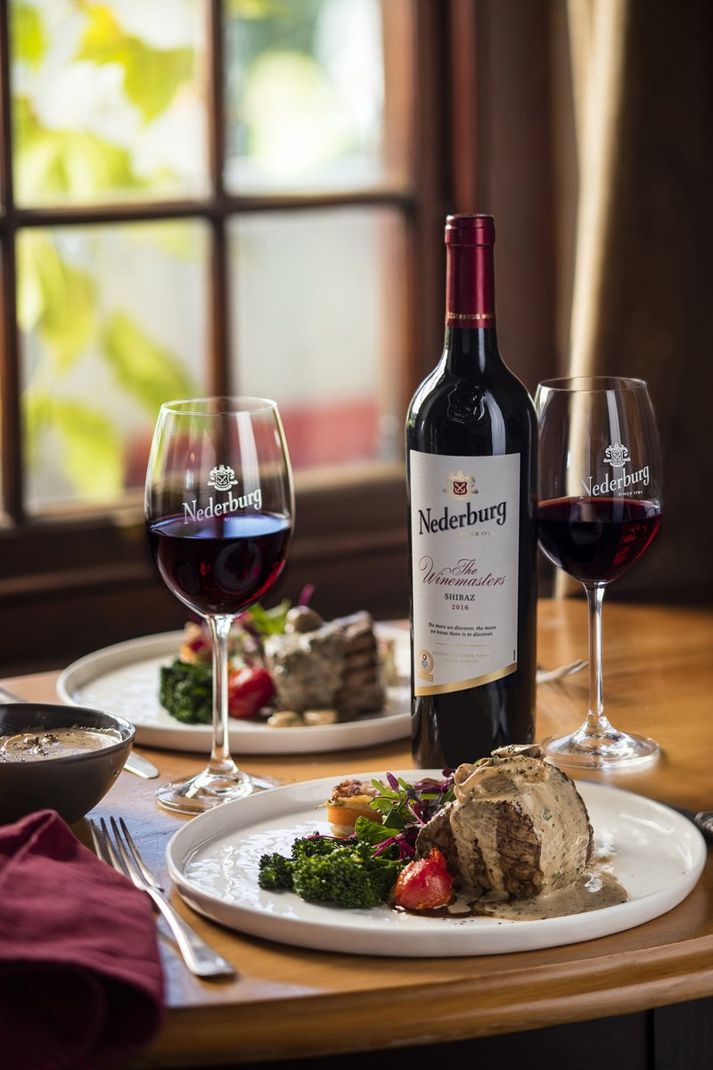 nederburg meals Visit The Manor, Nederburg's New Wine and Food Experience Hub