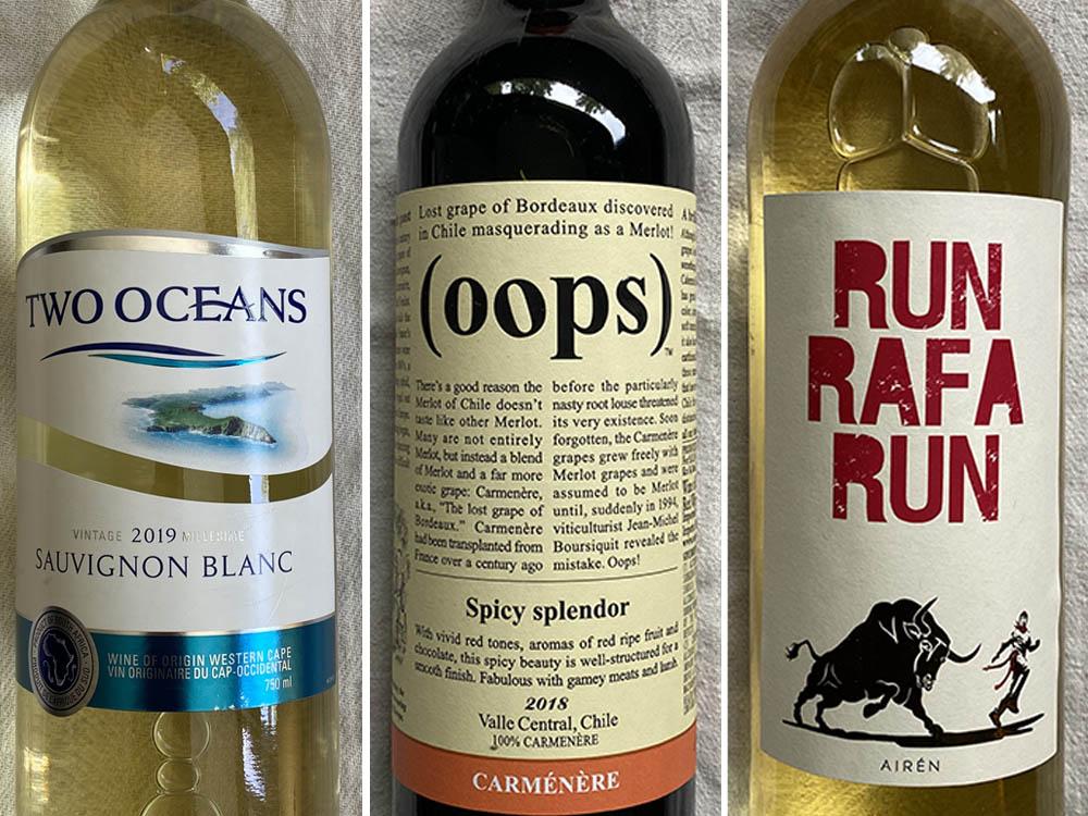 Wine Guy: Budget Bottles For Balmy Nights photo