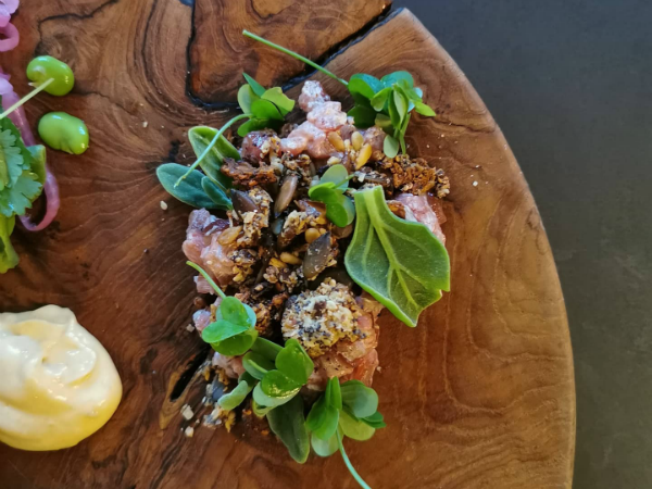 Oxalis Eatery Pop Up Opens In Cape Town's Wale Street photo