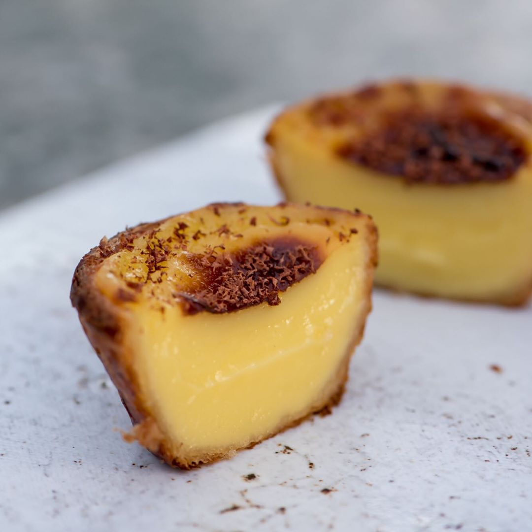 Breaking News: Pj Vadas To Open Sa's First Dedicated Pasteis De Nata Café photo