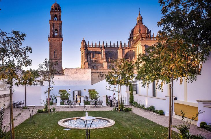 The World's First Sherry Hotel Opens In Spain photo