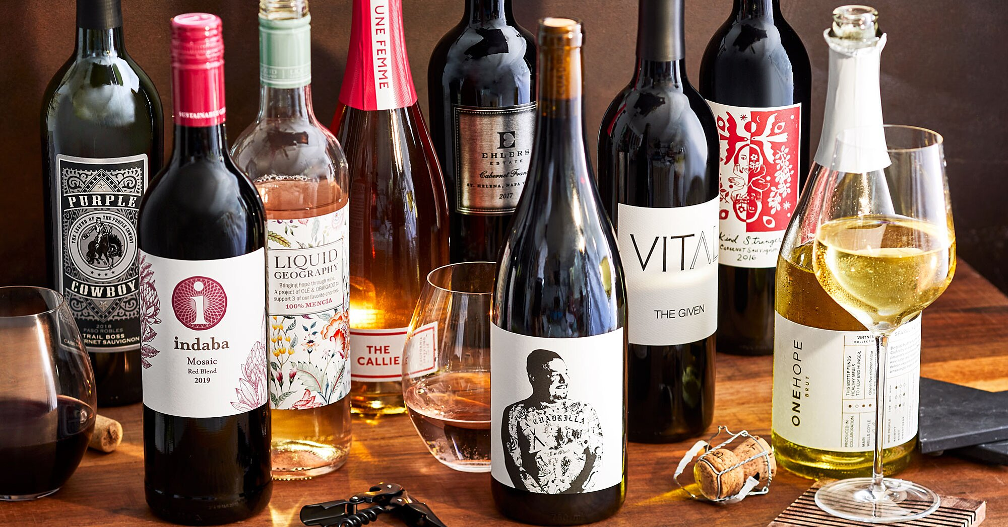 9 Charitable Wines That Donate To Causes We Love photo