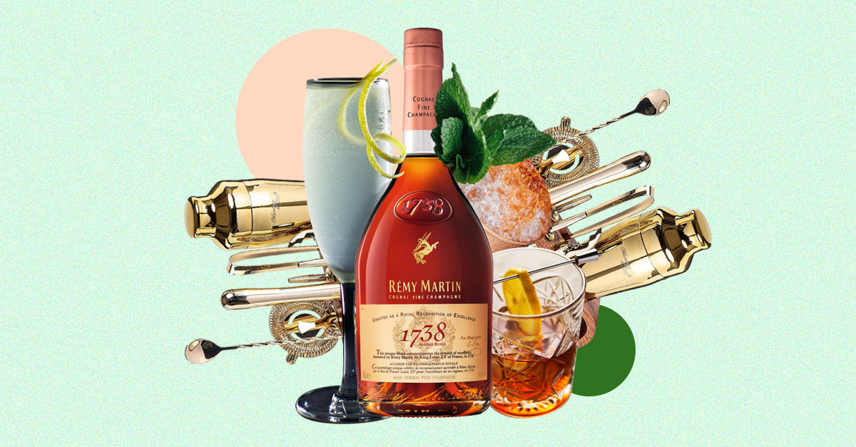 Recreate These Classic Cocktails With Rémy Martin Cognac And Blow People Away photo