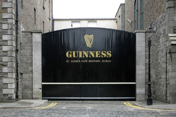 "12.6-acre ""guinness Quarter"" To Begin Development At Dublin's St James's Gate photo"