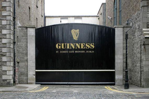 """12.6-acre """"guinness Quarter"""" To Begin Development At Dublin's St James's Gate photo"""