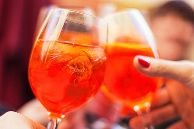 spritz Best Non Alcoholic Beverages to Order