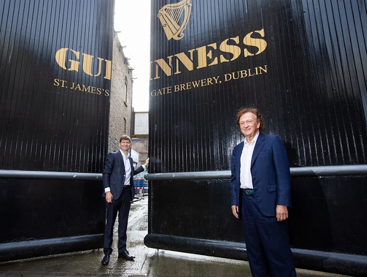 Guinness Picks Ballymore For Dublin Brewery Site Transformation • Primeresi photo