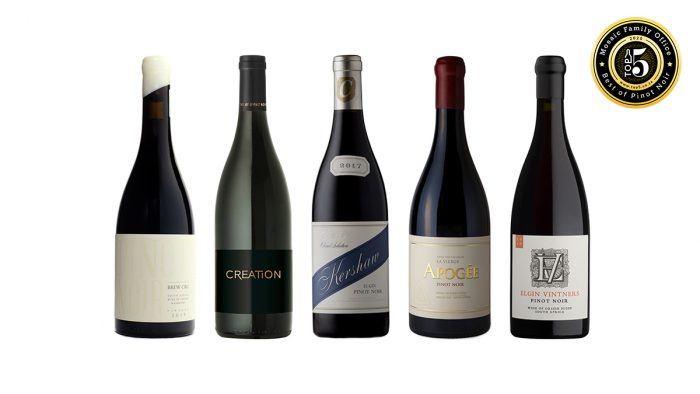top5 2020 winners 700x394 Top 5 Pinot Noirs In South Africa Announced At Inaugural 2020 Mosiac Wine Awards