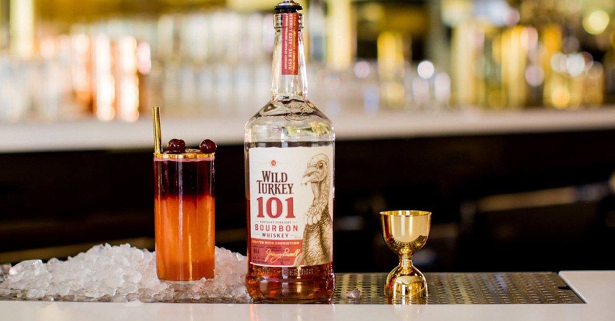 High Proof Bourbon Is The Savviest Home Cocktail Hack photo