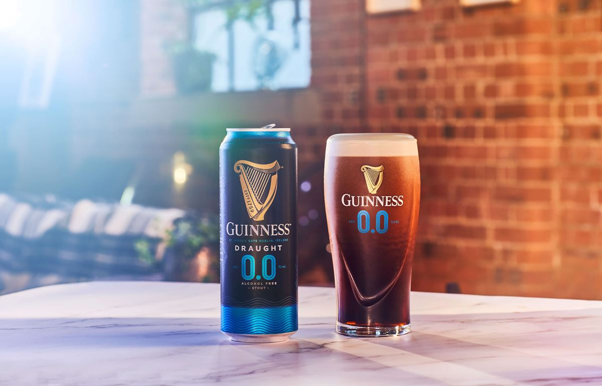 Guinness Launches First Alcohol-free Beer photo