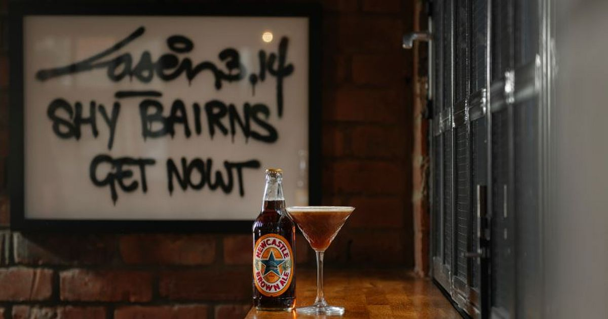 Newcastle Bar Perks Up Its Cocktail Menu In Tribute To International Coffee Day photo