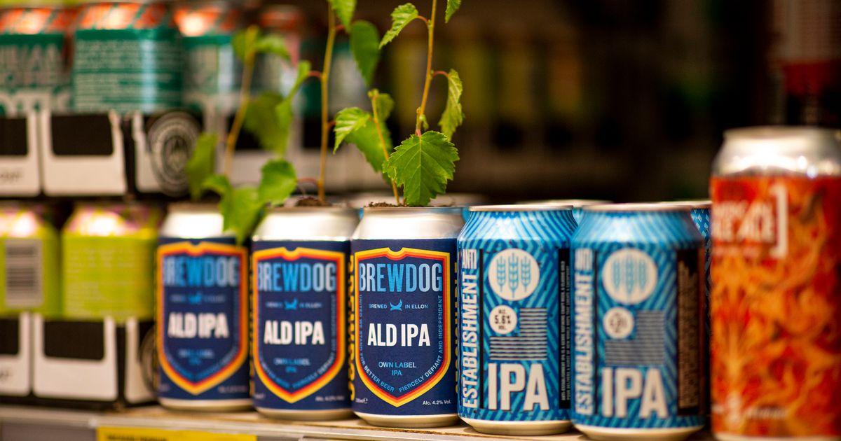 Aldi Launches Brewdog's 'ald Ipa' photo