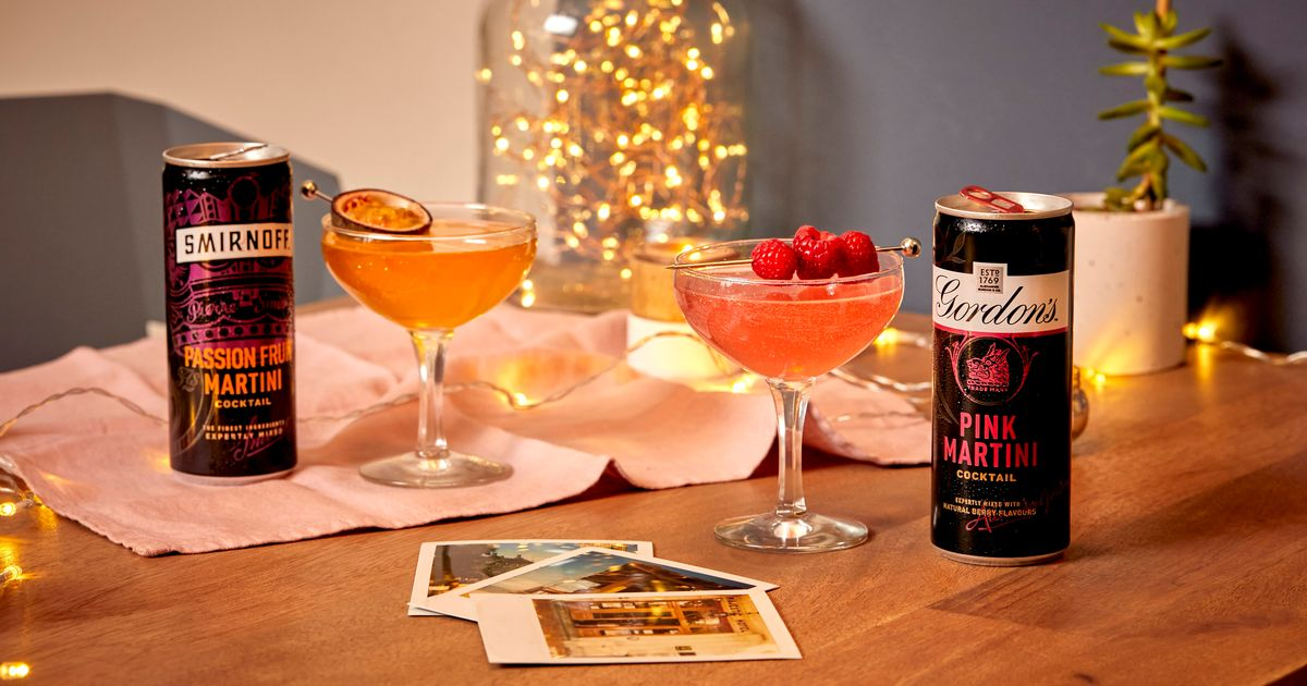 Smirnoff And Gordon's Launch New Ready-made Cocktails photo