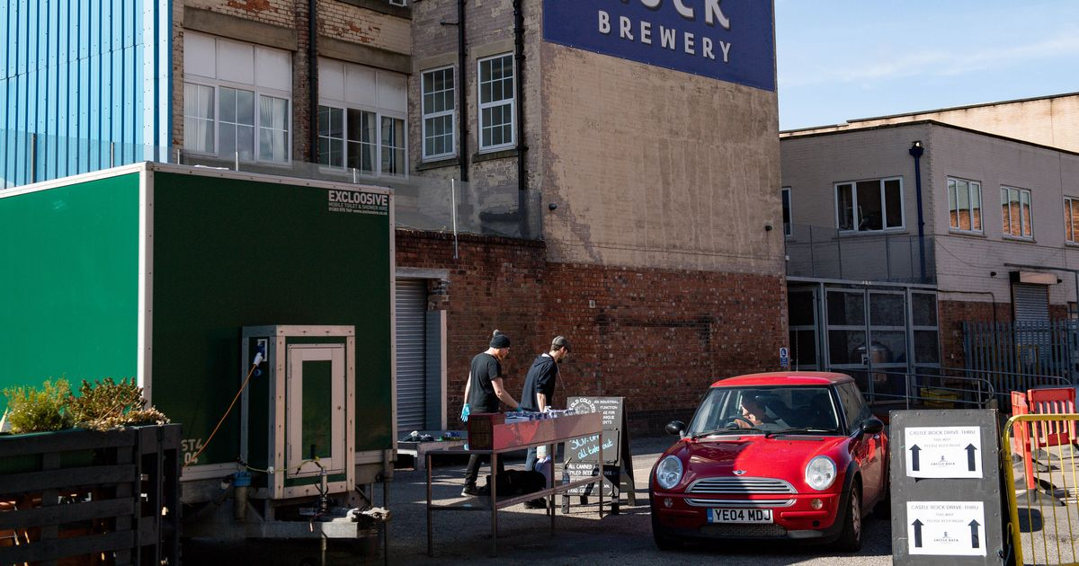 Brewery Boss Says Notts Company On The 'verge Of Breakdown' photo