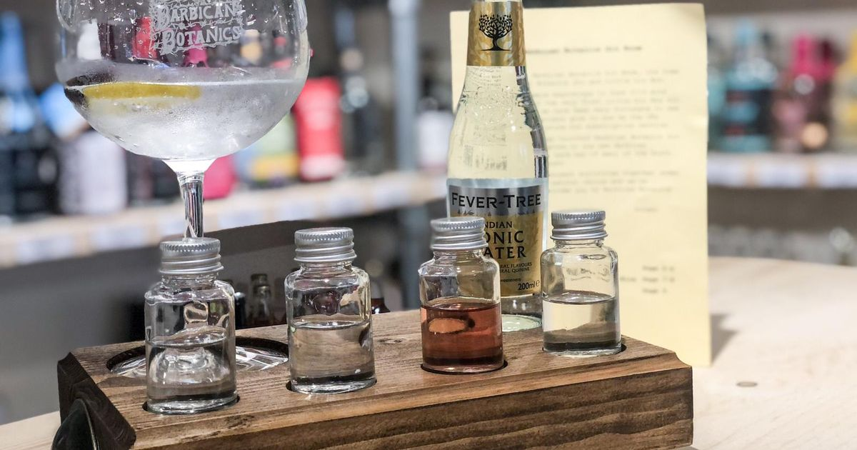 Plymouth Gin Bar Opens Fabulous New Social Distancing Booths photo