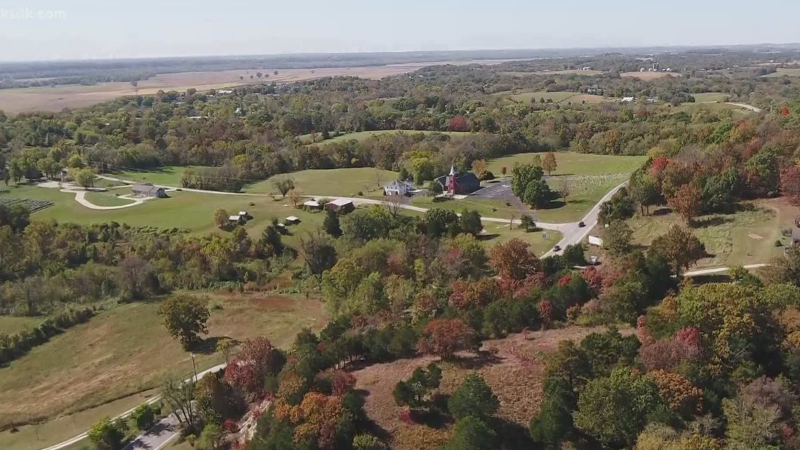 Views From Above Augusta In The Fall And Things To Do photo
