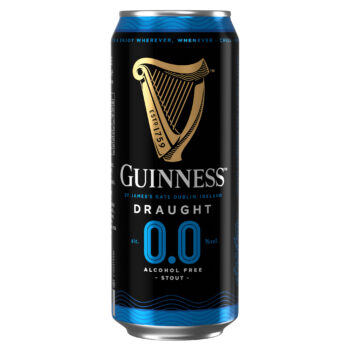 Diageo Launches Alcohol-free Guinness photo