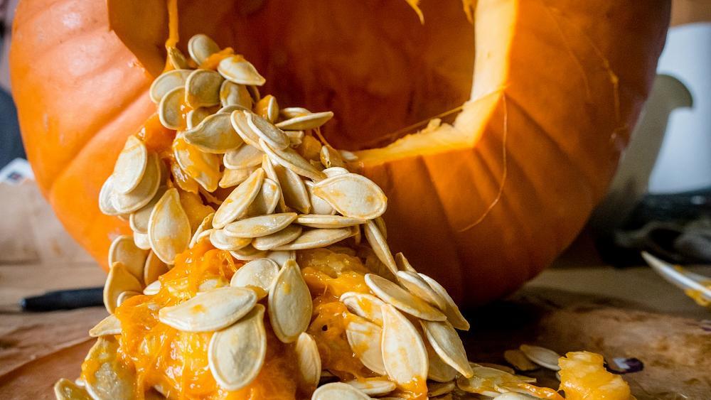 The Nightmarish Food Waste Statistics On Halloween photo