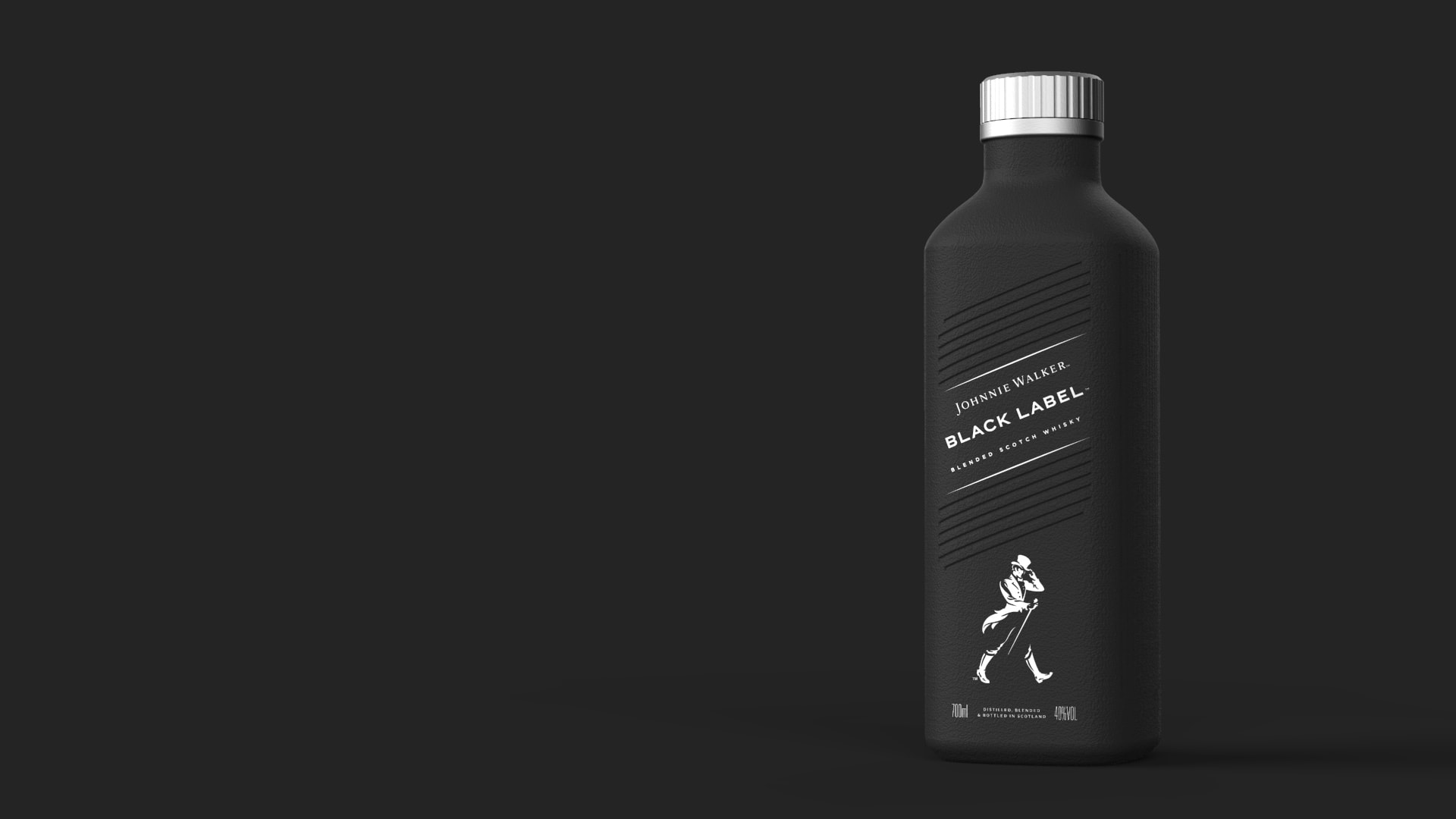Johnnie Walker's Paper Bottle Is Just One Step In A Wider Race Toward Sustainable Packaging photo