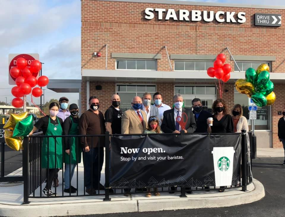What Bayonne's New Starbucks Means For The City photo