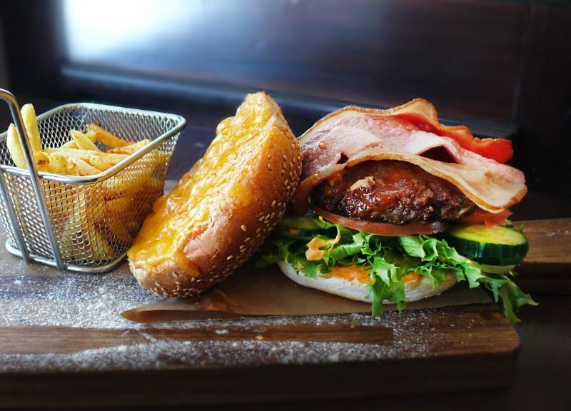 2-4-1 Hamburgers photo