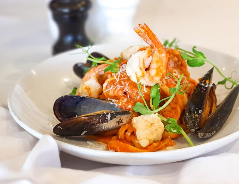 Seafood Linguine photo