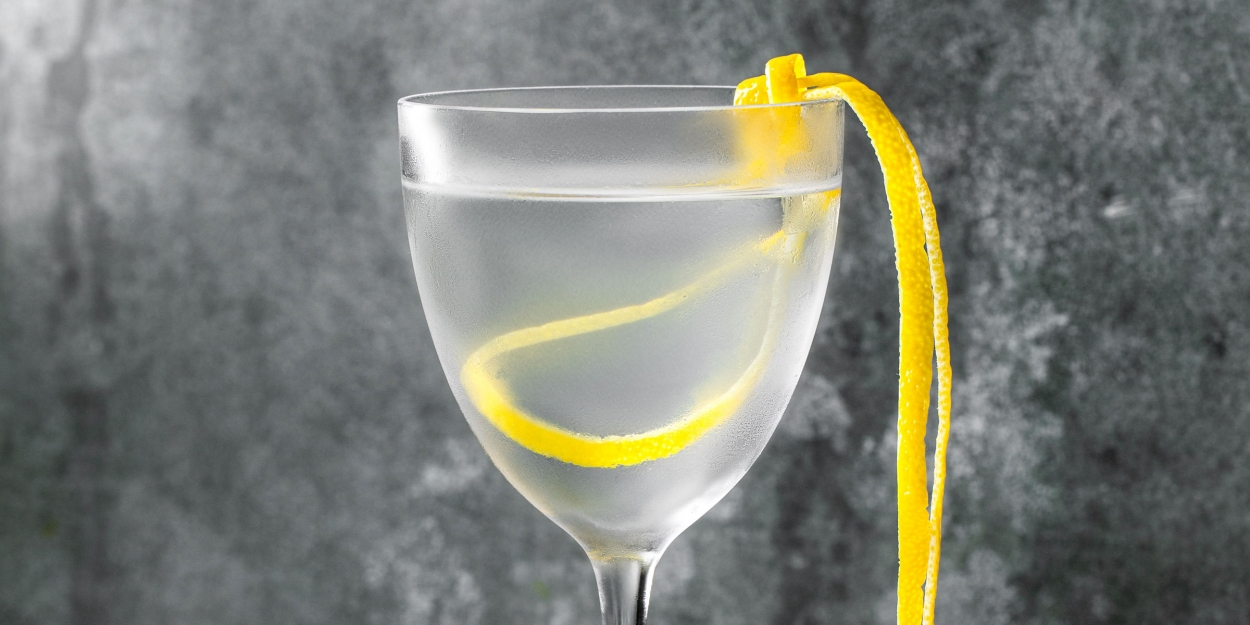 Ketel One Vodka-celebrate National Vodka Day On 10/4 With The Perfect Martini photo