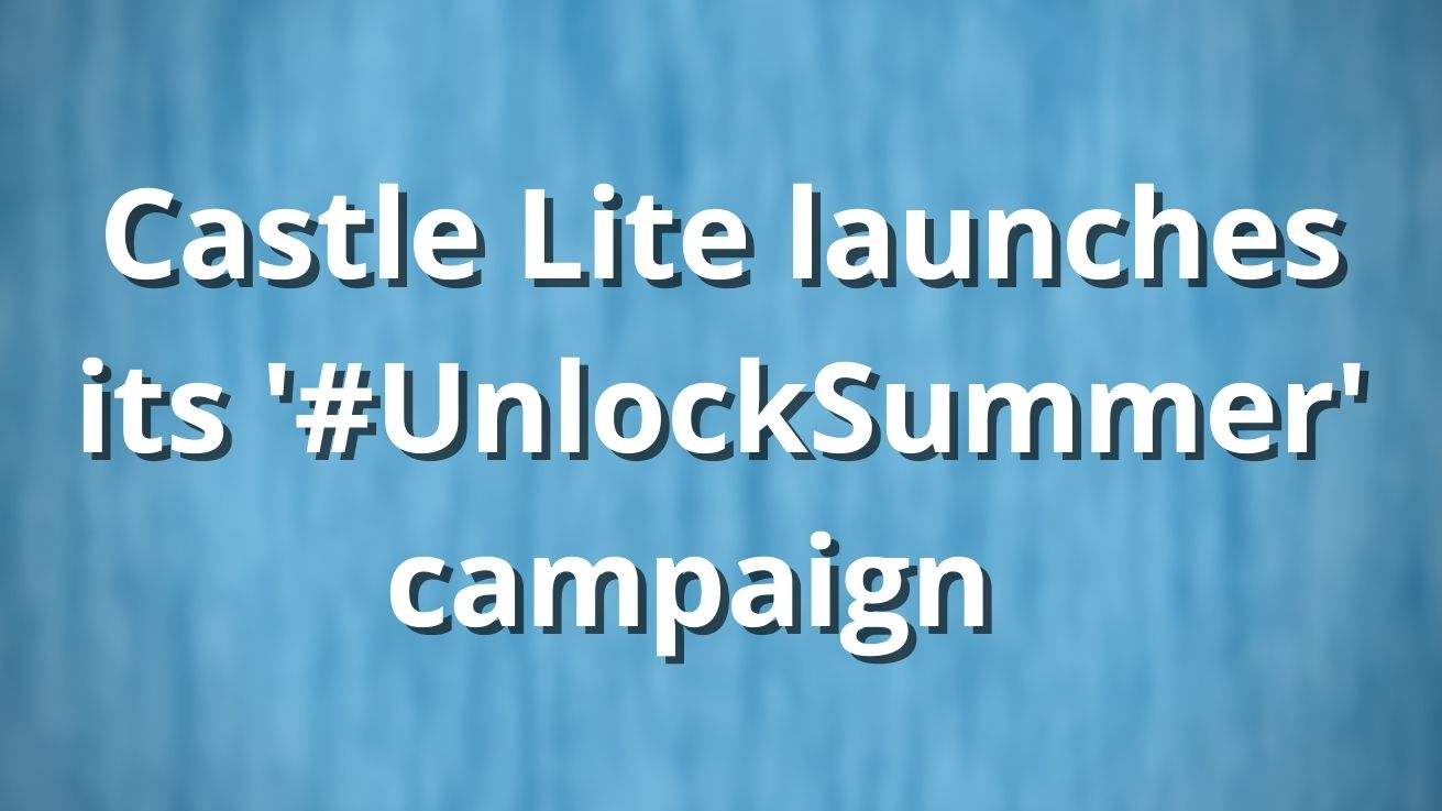 Castle Lite Launches Its `#unlocksummer` Campaign photo