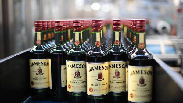 Jameson Holding Up As Pernod Ricard Suffers Covid Sales Impact photo
